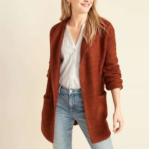 Old Navy Relaxed Cardigan Coat